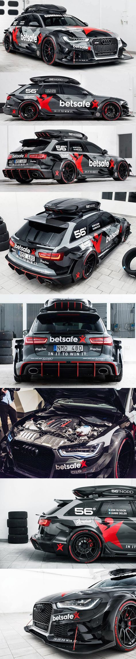 What you see here is latest #Audi #RS6 #DTMStertman with unrivalled insanity http://www.audienginesandgearboxes.co.uk/