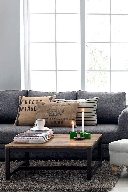 Ellos Home Sofabord 90x90