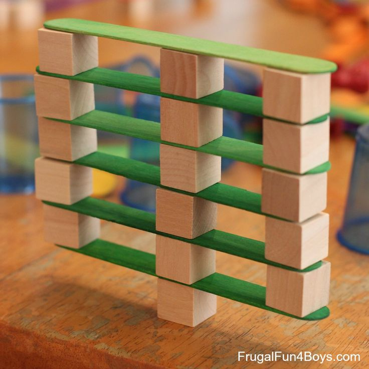 4 Engineering Challenges for Kids-tried on a rainy day and I had no interest