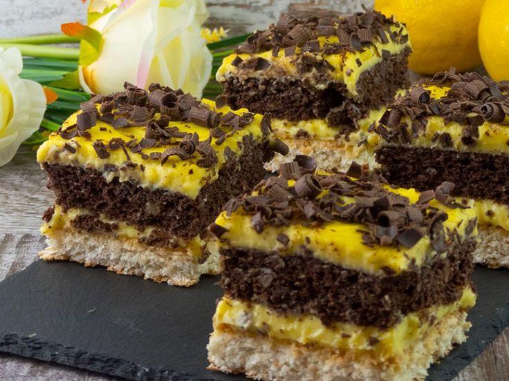 """Prăjitura """"Raffaello""""cu cremă de vanilie – un desert pe care îl veți savura linguriță cu linguriță!"""