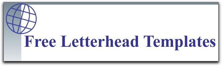 free printable business letterhead templates hitecauto - free letterhead samples