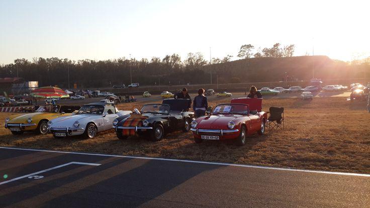 Cars In The Park - Zwartkops Raceway 2014
