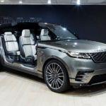 2018 Range Rover Velar Concept