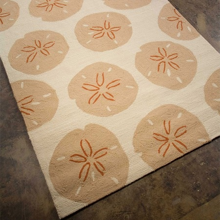 8 Best Images About Beach Themed Area Rugs On Pinterest