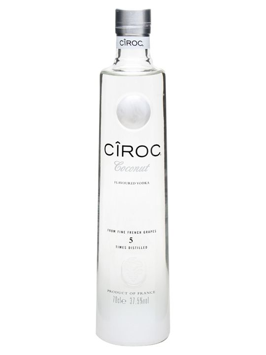 Drinks Made With Ciroc Coconut Vodka