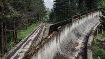 Abandoned Winter Olympic venues
