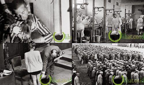 5 Eksperimen Sadis dan Brutal yang pernah Dilakukan Nazi