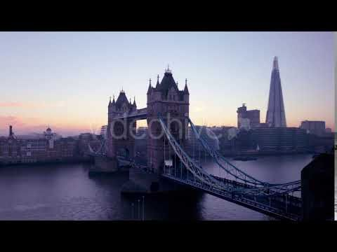 London (Stock Footage)
