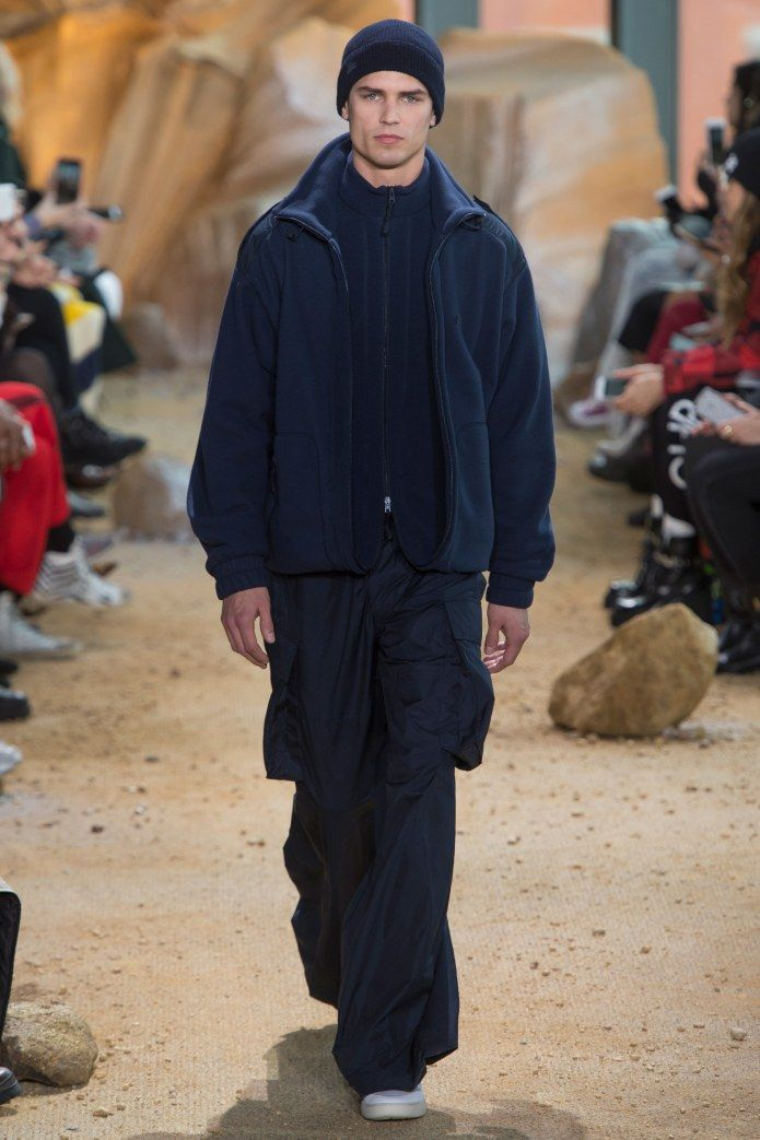 The hottest male models from New York Fashion Week