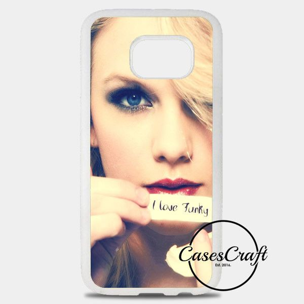 Taylor Swift Poster 1989 Cover Album Taylor Swift Singer Samsung Galaxy S8 Plus Case | casescraft