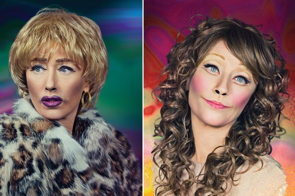 Cindy Sherman for MAC