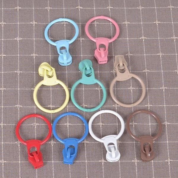 Metal Loop Zipper Pull
