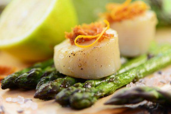 Geschenktiipp: miomente Kochkurs Dresden – Fisch auf Spargel