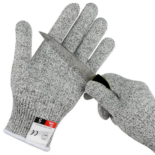 Pin On Cut Resistant Gloves