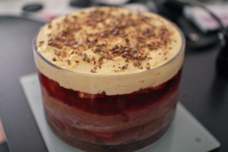 English Trifle | foodblarg