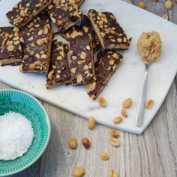 LCHF snickers