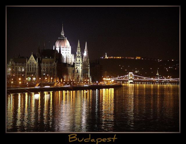 Budapest by napoli_centrale, via Flickr