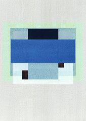 Køb Saturated Squares print af Lissa Thimm hos Stilleben – Stilleben - køb design, keramik, smykker, tekstiler og grafik