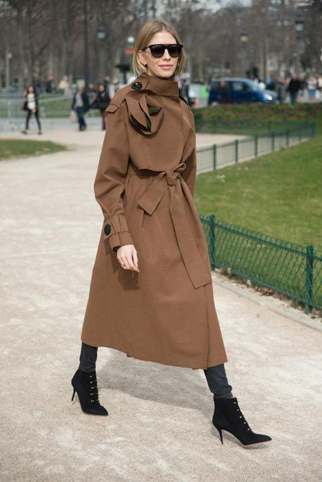 The best street style pictures from Paris Fashion Week - Foto 1