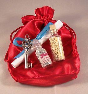 SANTA PACK, MAGIC FRONT DOOR KEY, POEM, FAIRY DUST & REINDEER FOOD | eBay