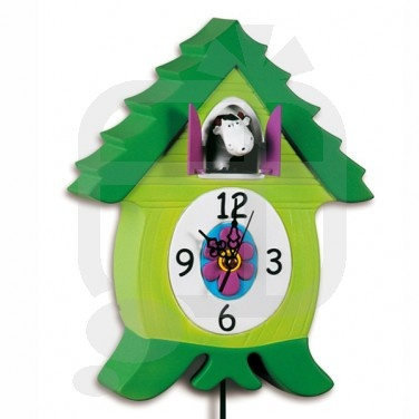 My mooing clock is one of my favourite things. A great present!