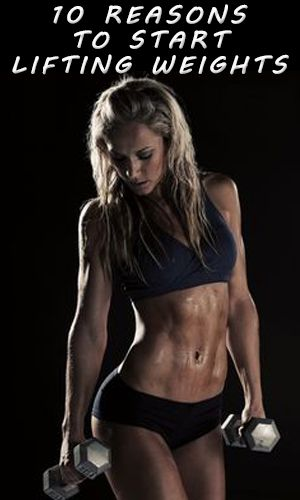 10 Reasons to Start Lifting Weights http://fitering.com/reasons-to-lift-weights/