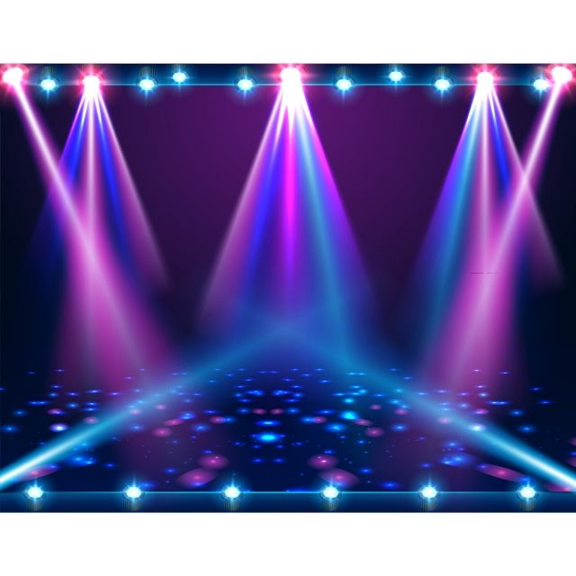 Bright Stadium Arena Lighting Spotlight Vector Illustration Spotlight Clipart Background Light Png And Vector With Transparent Background For Free Download Vector Illustration Glowing Background Bright Background