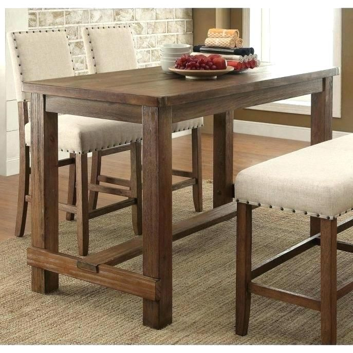Image Result For Counter Height Rectangular Table Sets Counter