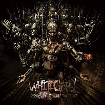 """L'album dei #Whitechapel intitolato """"A new era of corruption""""."""