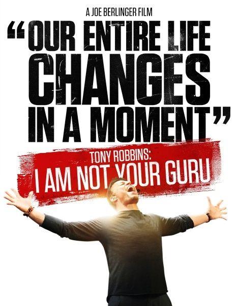 Тони Роббинс: Я не твой гуру / Tony Robbins: I Am Not Your Guru (2016/WEB-DL/WEB-DLRip)  Этот человек не нуждается в представлении. Он тот, кто повлиял на жизни 50 миллионов человек, а то и больше. Ради его семинаров, многие люди отдавали свои последние сбережения, продавали свою мебель, чтобы попасть на его лайф-коучинг и изменить свою жизнь раз и навсегда, что ж, оно и правда того стоило.