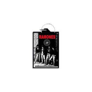 Ramones Rocket to Russia Keychain - Capture anyones attention with this Ramones Rocket to Russia Keychain featuring bright color and sharp print.