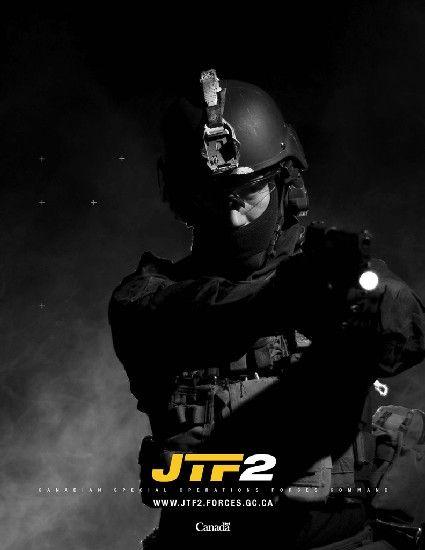 Canadian spec ops JTF-2