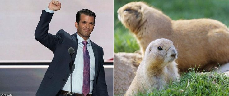 Donald Trump Jr. Spent Earth Day Hunting Prairie Dogs