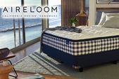 Aireloom® Maritime Preferred Moonstone Channel Streamline™ Firm Queen Mattress from Gardner-White Furniture