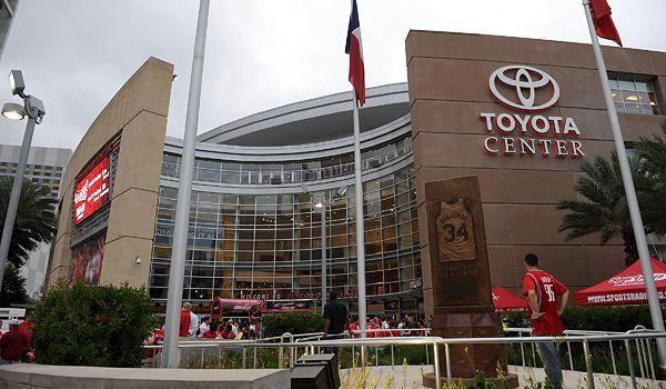 Toyota Center: Houston, TX 1/31/13