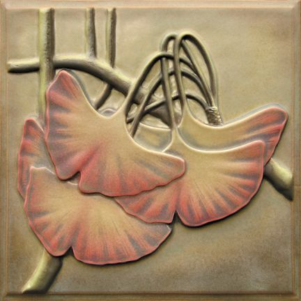 Lewellen Studio - Ginkgo Porcelain Tile