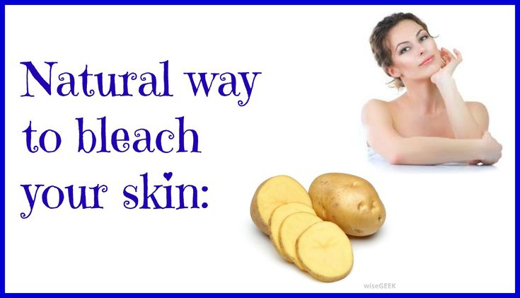 DIY Beauty Tips & Tricks-Natural way to bleach your skin