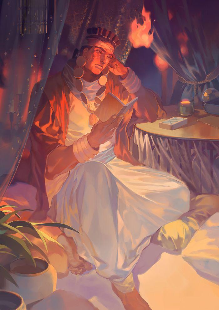 JoJos Bizarre Adventure By   「{ Duet }」/「零@SAN値不足」のイラスト [pixiv] http://www.pixiv.net/member_illust.php?mode=medium&illust_id=54975956