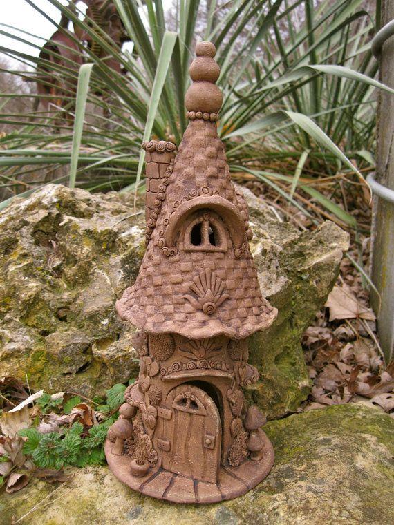 LOVE fairy houses!!!!