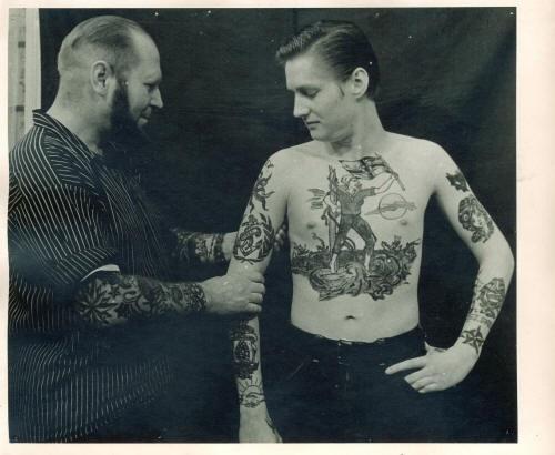 Herbert Hoffmann und Peter-Struck