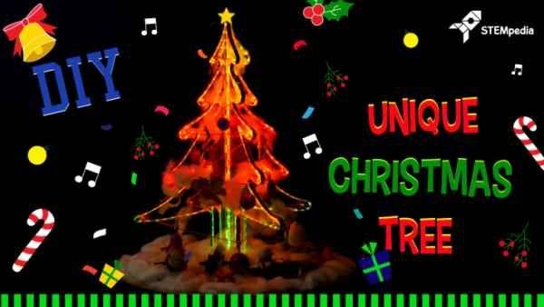 Unique Christmas Tree Decoration Ideas Using Arduino Diy Projects Unique Christmas Trees Christmas Projects Diy Trending Decor