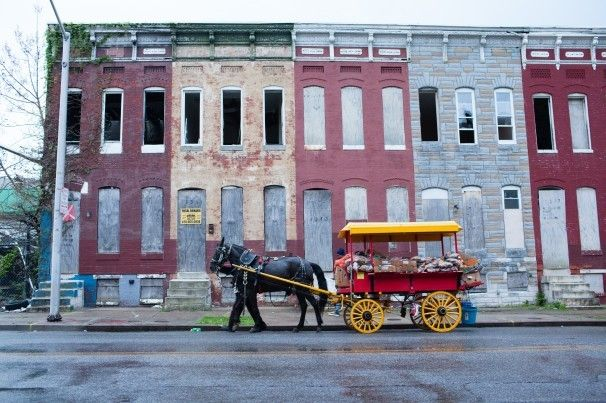 Why couldn't $130 million transform one of Baltimore's poorest places? | By Michael S. Rosenwald and Michael A. Fletcher | May 2, 2015
