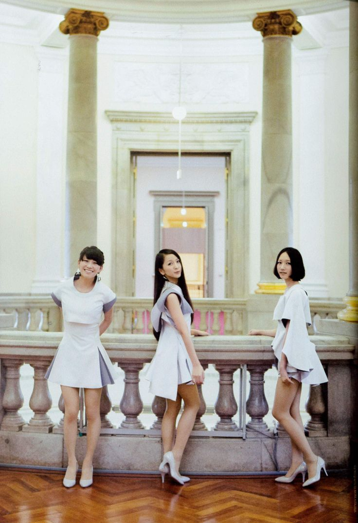 cumulus-musings: Perfume in ROCKIN'ON JAPAN November 2013 - Set 1 Source