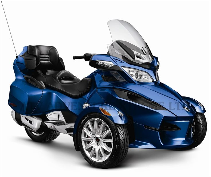 17 Best Images About Can Am Spyder On Pinterest