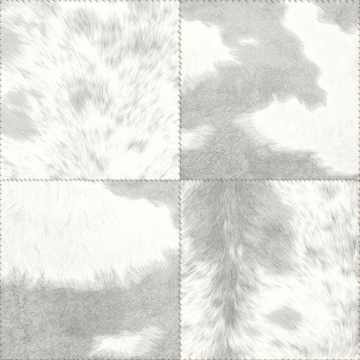 Arthouse Hideaway Grey Skin Wallpaper | Departments | DIY at B&Q