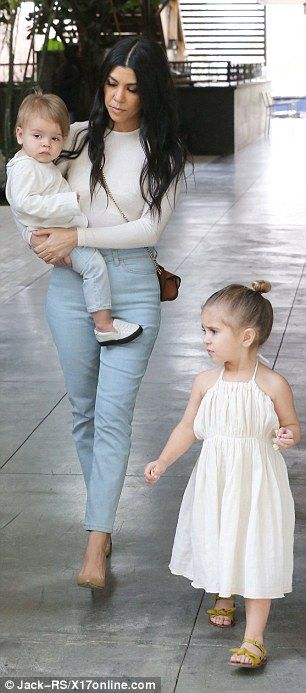 They ventured out from their usual haunts in Calabasas and Beverly Hills for a change...