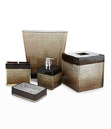 Croscill madras bath accessories dillards books worth reading pinterest accessories bath for Dillards bathroom accessories sets