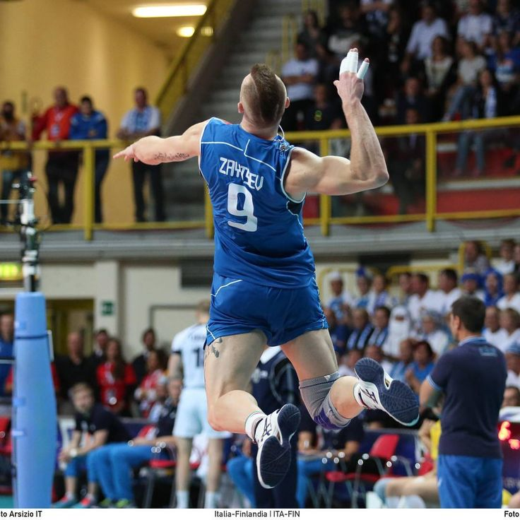 Ivan Zaytsev, volleyball