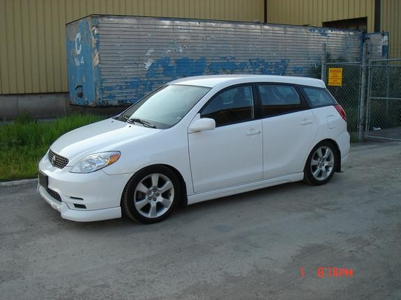 03whitexrs's 2003 Toyota Matrix in Richmond Hill, ON