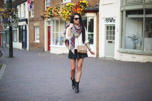 Multi Plaid Scarf  # #Lydia Elise Millen #Fall Trends #Fashionistas #Best Of Fall Apparel #Scarf Plaid #Plaid Scarves #Plaid Scarf Multi #Plaid Scarf Clothing #Plaid Scarf 2014 #Plaid Scarf Outfits #Plaid Scarf How To Style